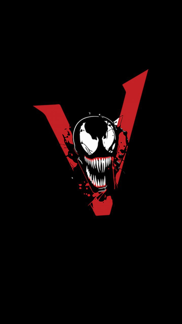 Venom Movie Art iPhone Wallpaper