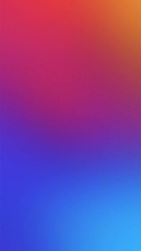 Background Gradient Colours iPhone Wallpaper