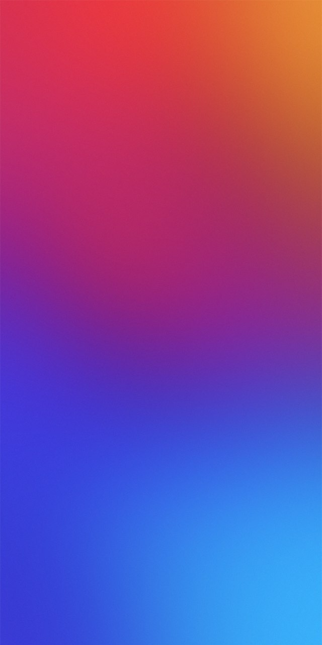 Background Gradient Colours iPhone Wallpaper