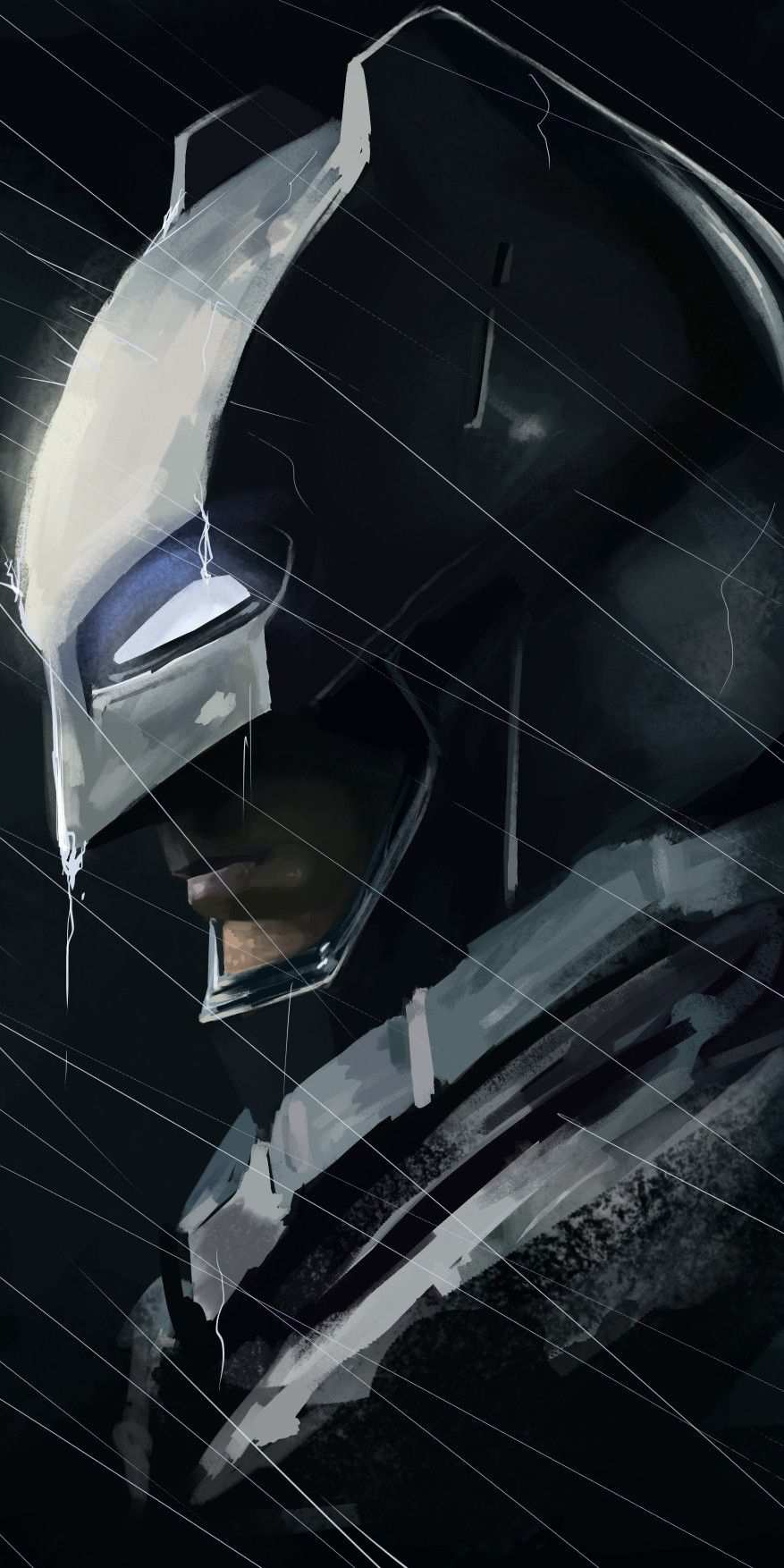 Batman Armor iPhone Wallpaper