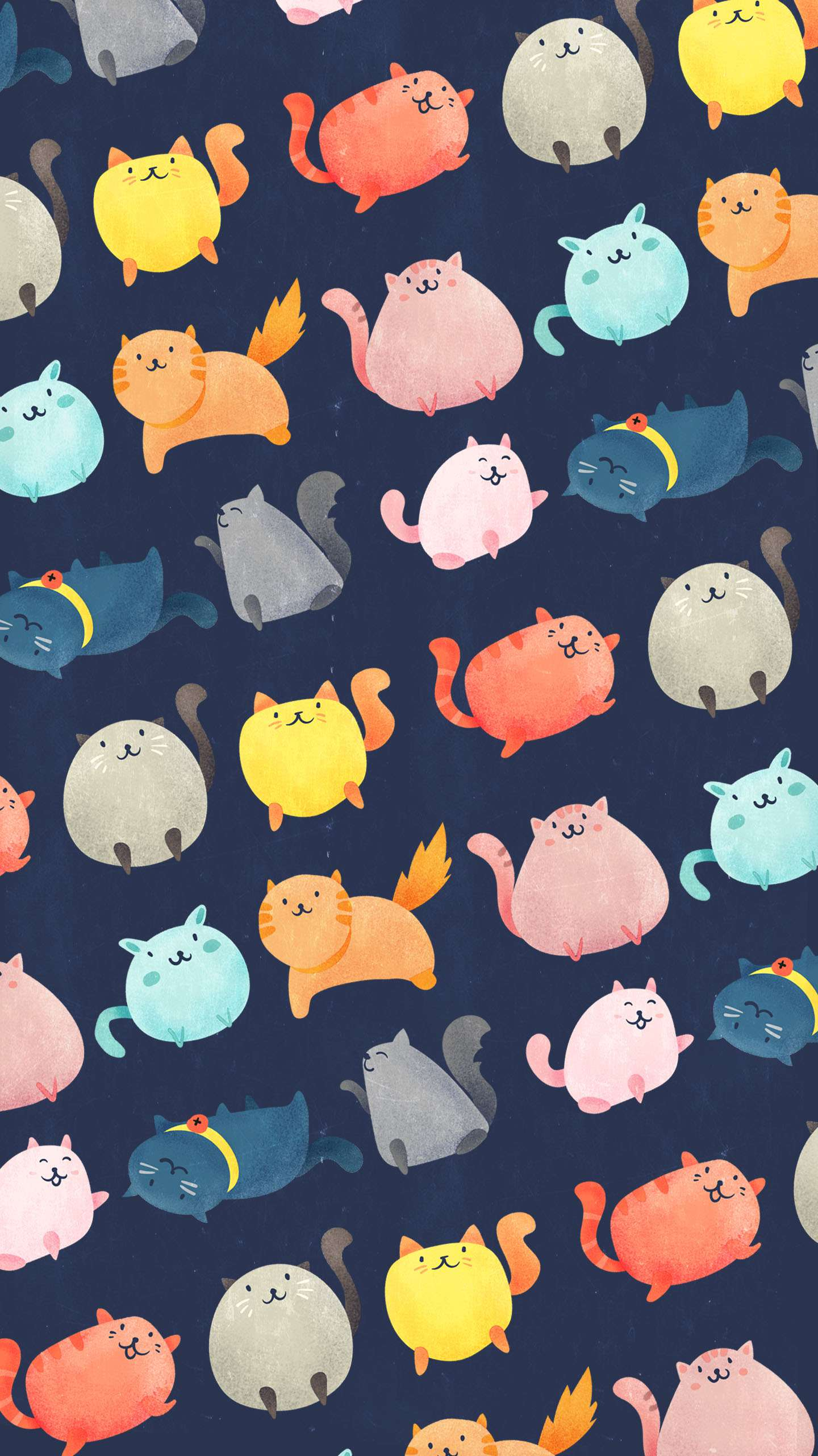 Cats iPhone Wallpaper