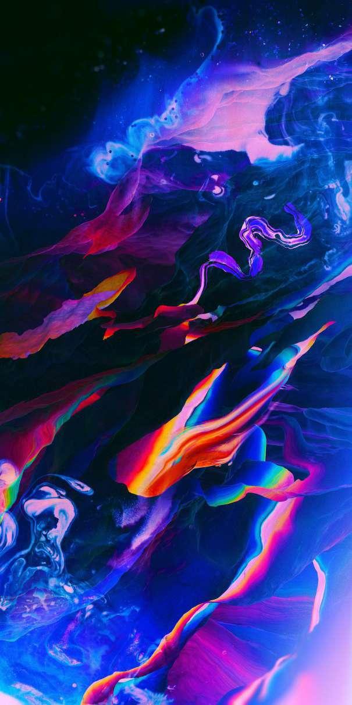 Color Art HD iPhone Wallpaper