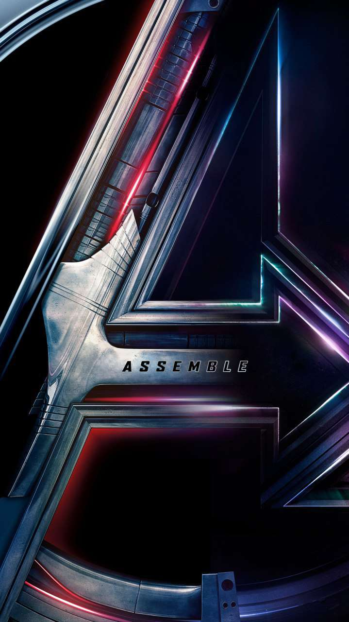 Endgame Avengers Assemble iPhone Wallpaper