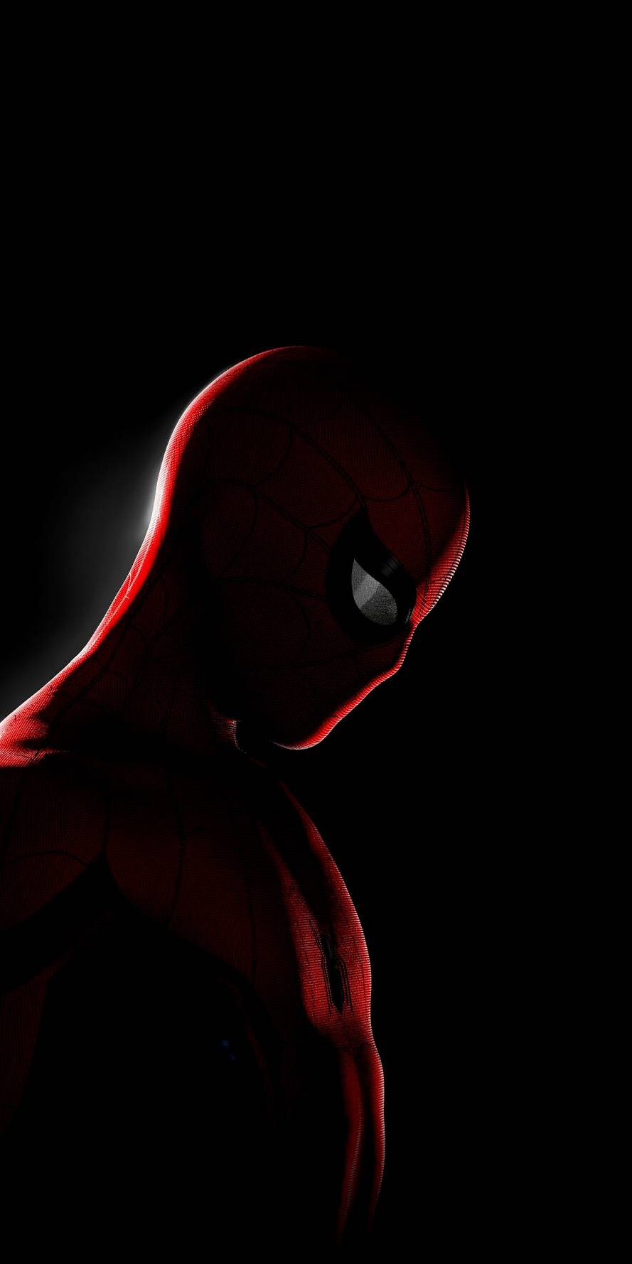 Far From Home Spiderman iPhone Wallpaper