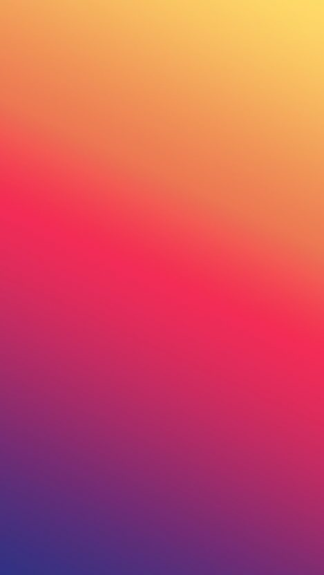 Gradient HD Colours iPhone Wallpaper