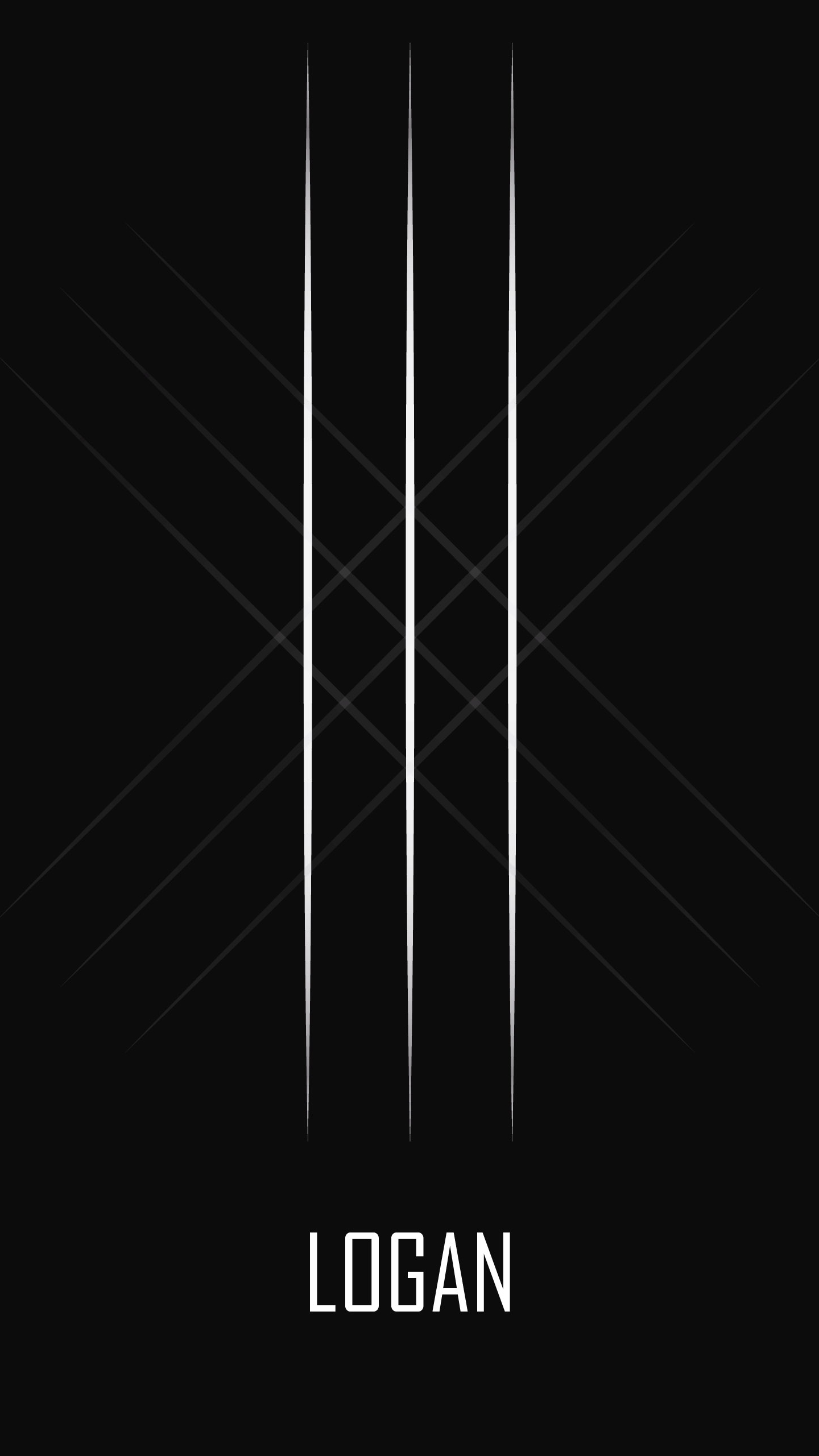 Logan HD iPhone Wallpaper