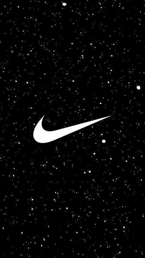 Nike Swoosh iPhone Wallpaper