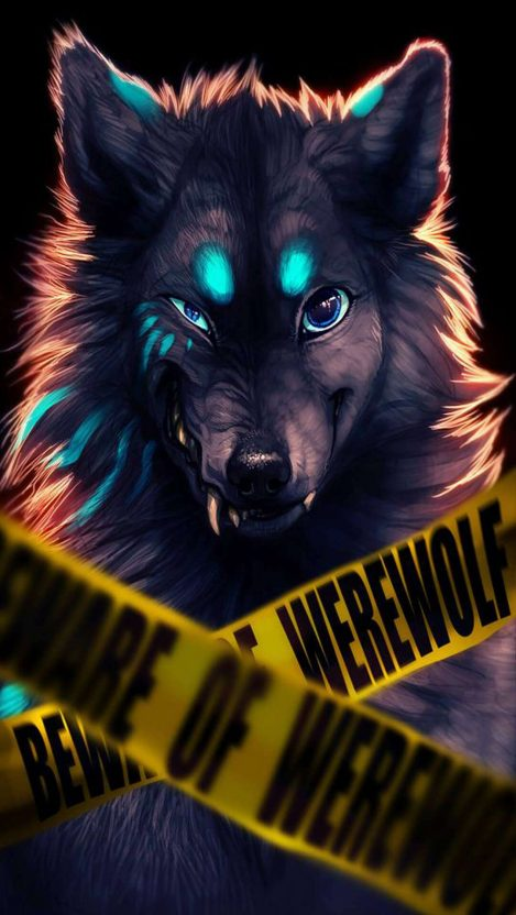 Werewolf HD iPhone Wallpaper