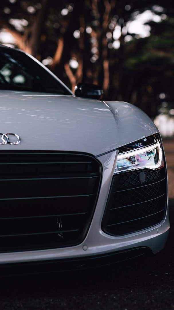 Audi R8 New iPhone Wallpaper