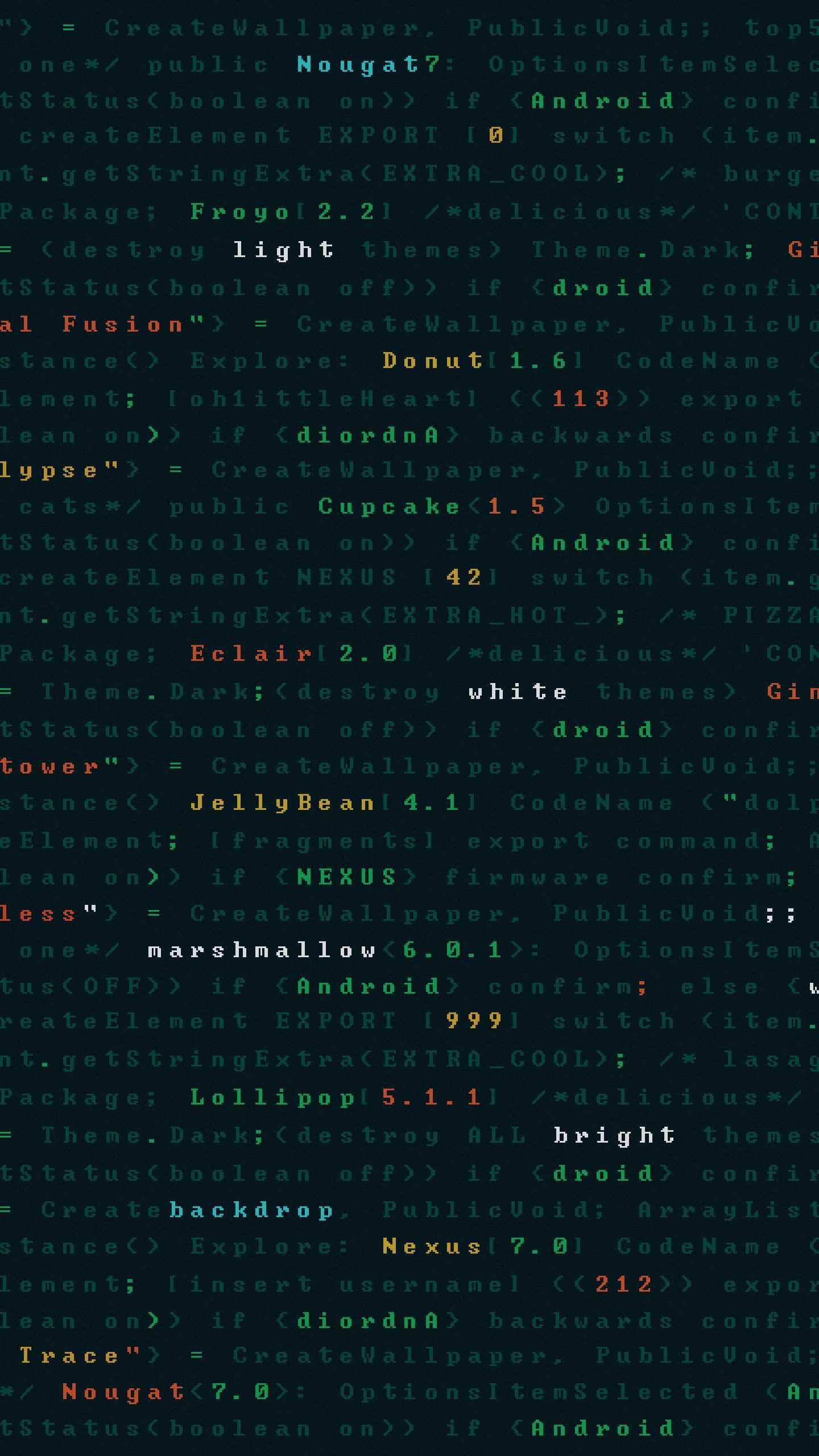 Codename Game iPhone Wallpaper