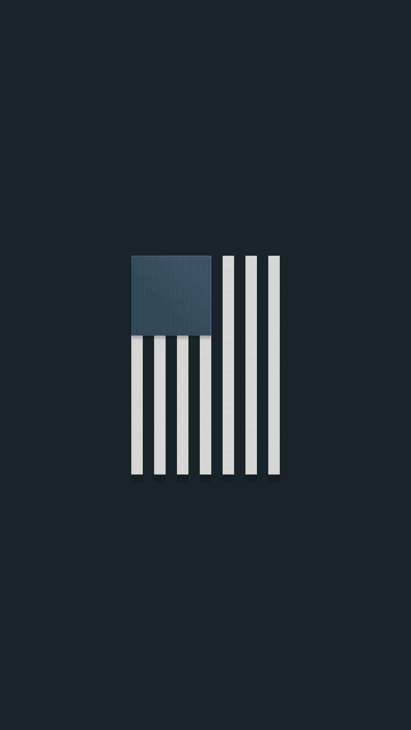 Dark American Flag iPhone Wallpaper
