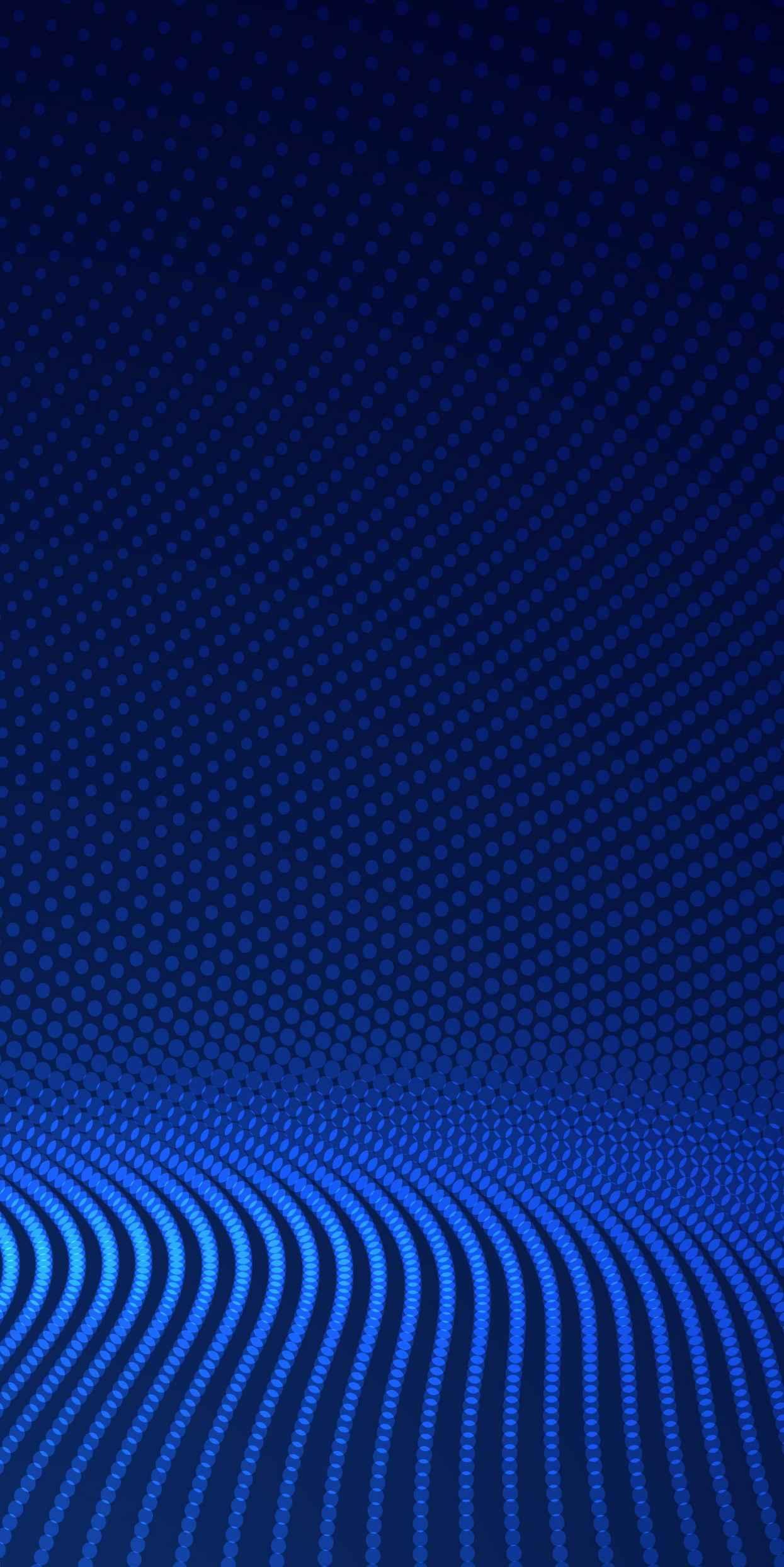 Dots Pattern iPhone Wallpaper