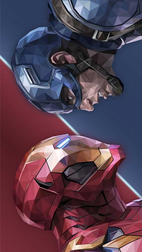 Iron man mark 85 armor avengers endgame iphone wallpaper - Fondos de pantalla 3d avengers ...