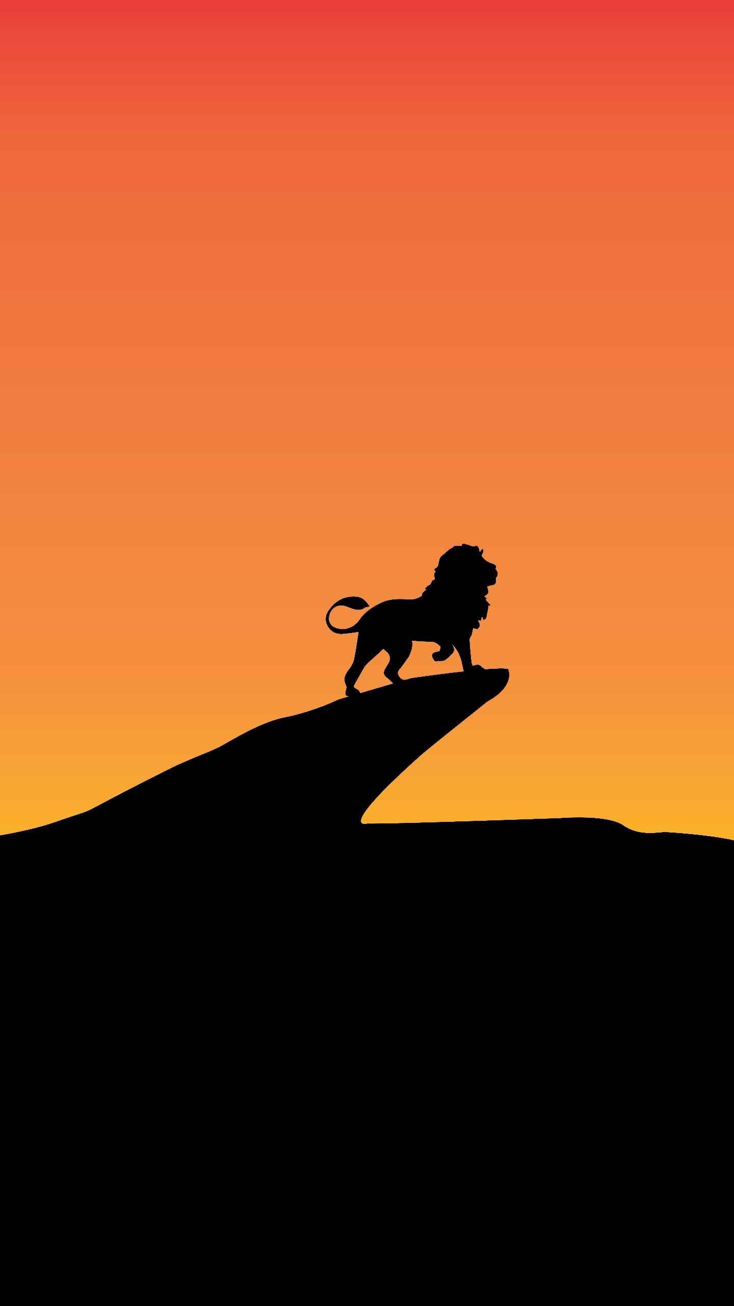 Lion King HD iPhone Wallpaper