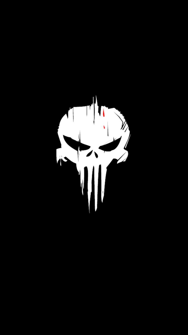 Marvel Punisher iPhone Wallpaper