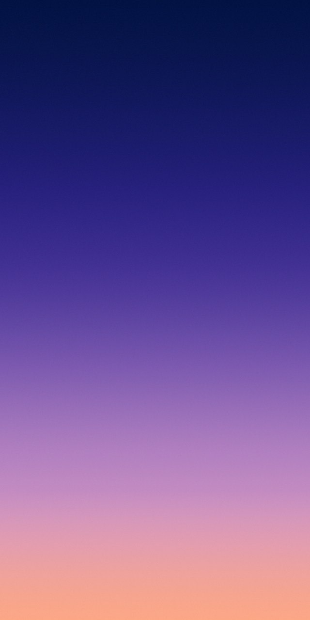 Minimal Gradient Colours iPhone Wallpaper
