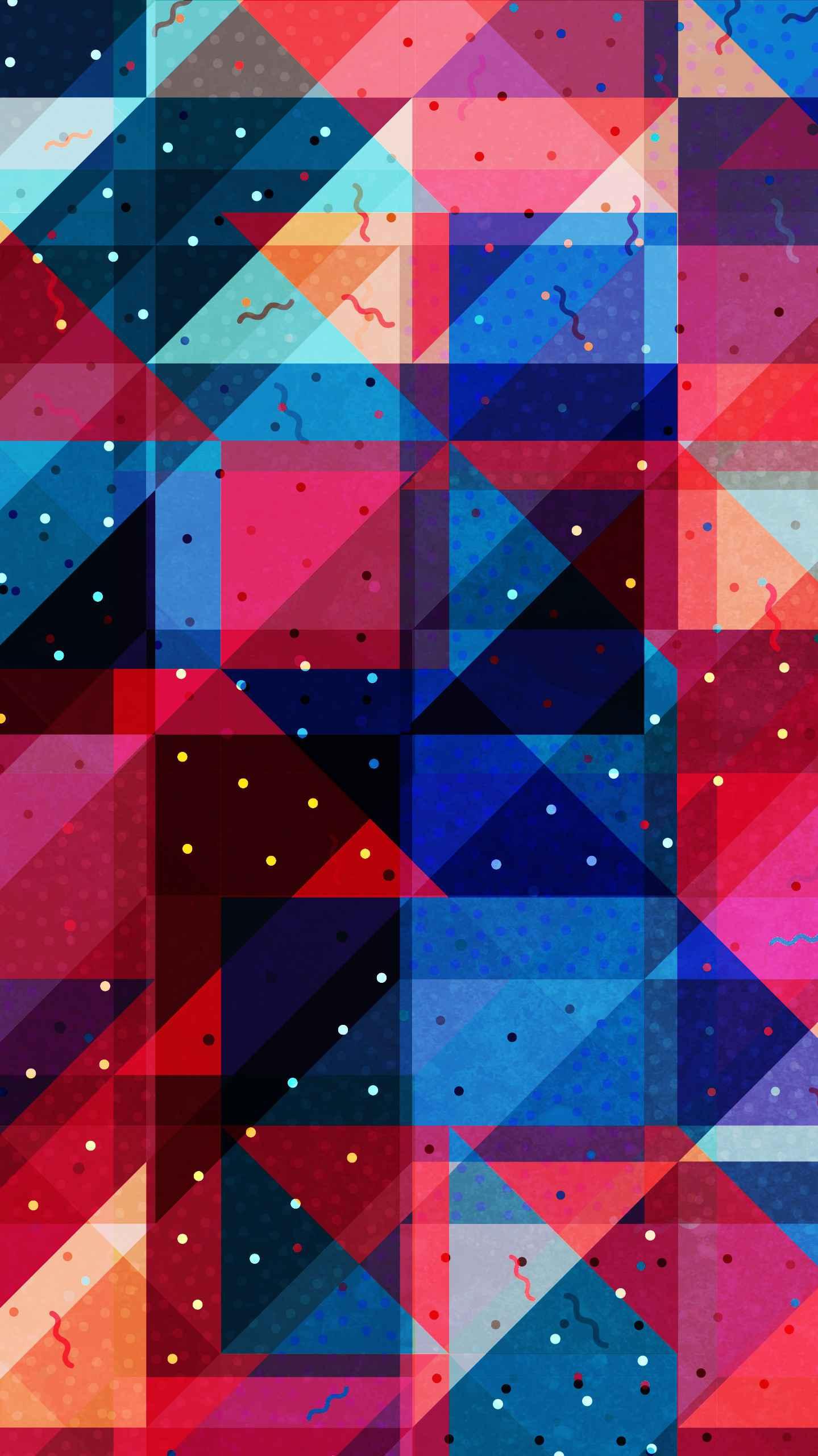 Plaid Patterns iPhone Wallpaper