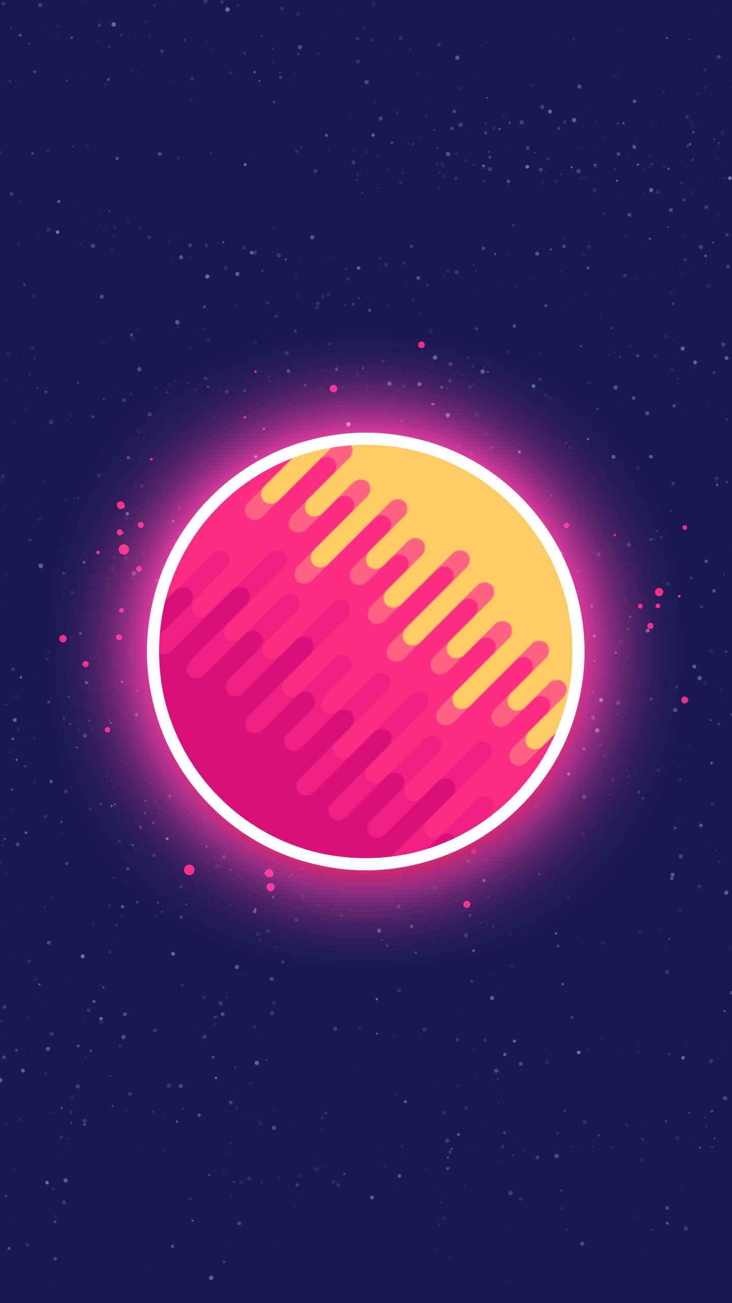 Planet X iPhone Wallpaper