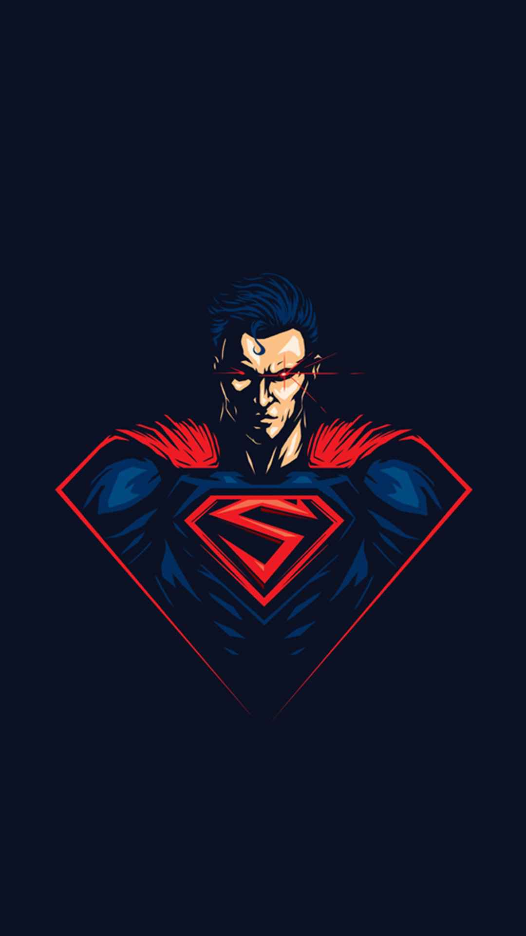 Superman superhero iPhone Wallpaper