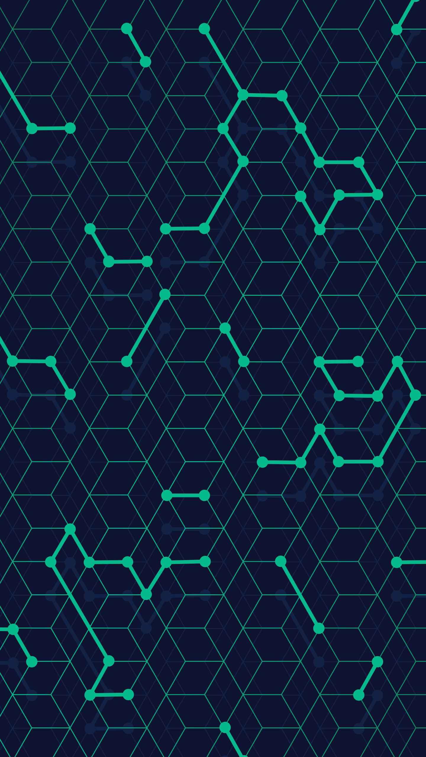 Surge Patterns iPhone Wallpaper