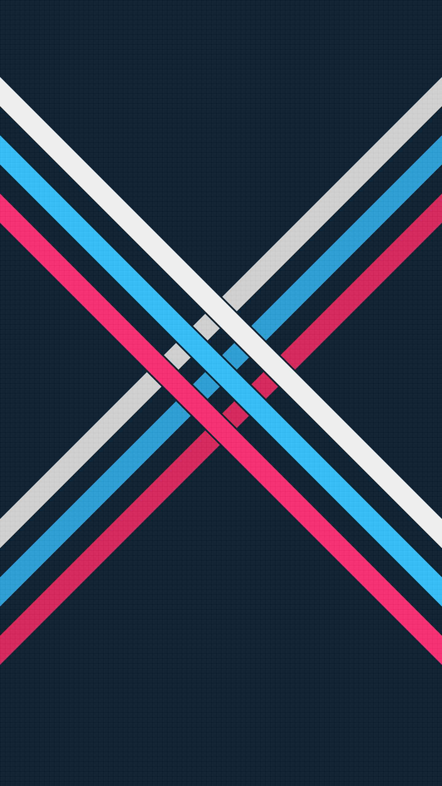 The X iPhone Wallpaper