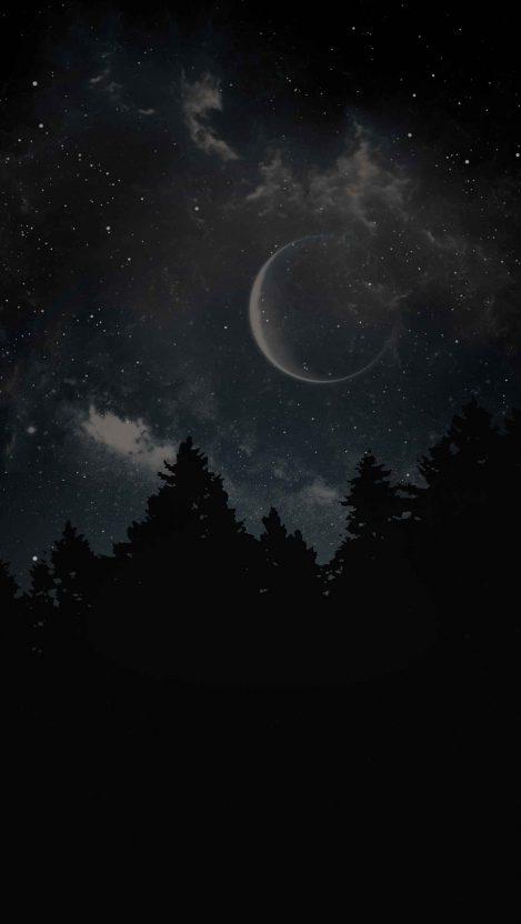 Dead Night iPhone Wallpaper