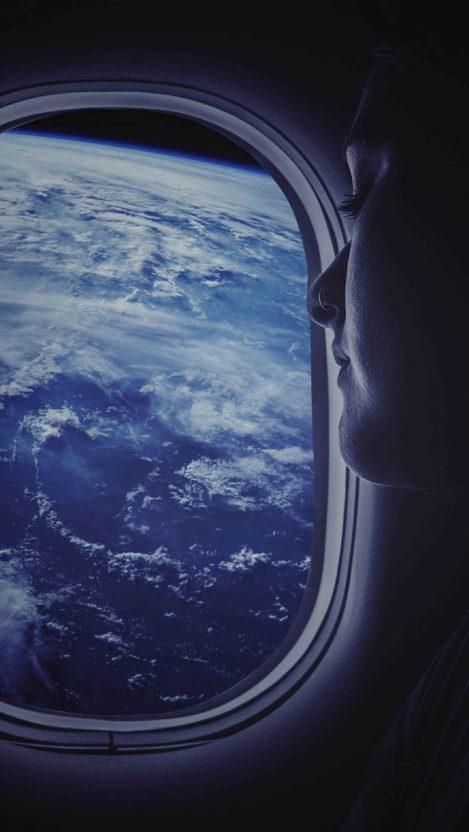 Earth Dreams iPhone Wallpaper