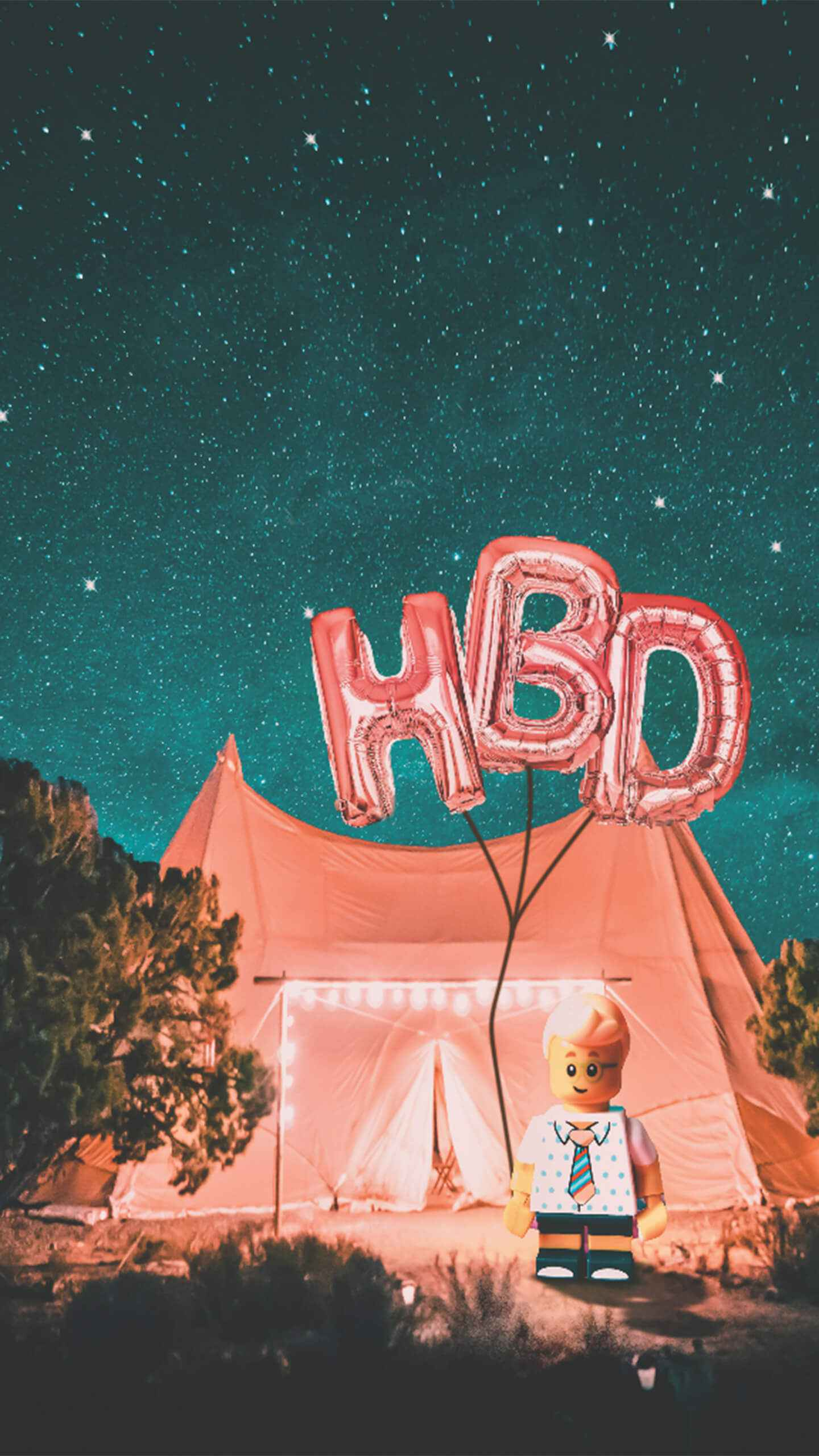 Happy Birth Day iPhone Wallpaper