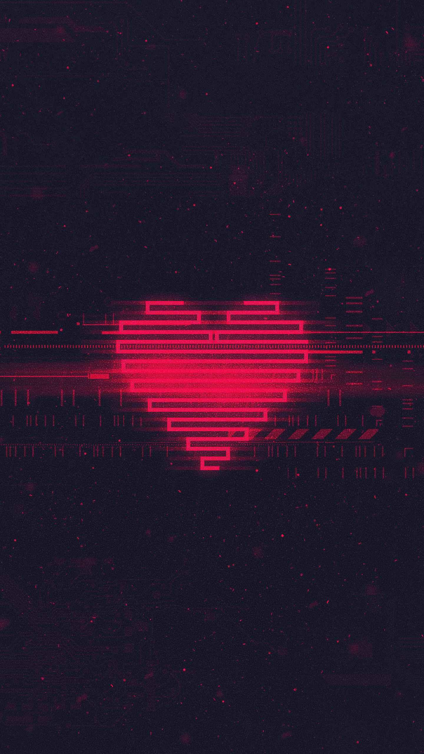 Heartless iPhone Wallpaper