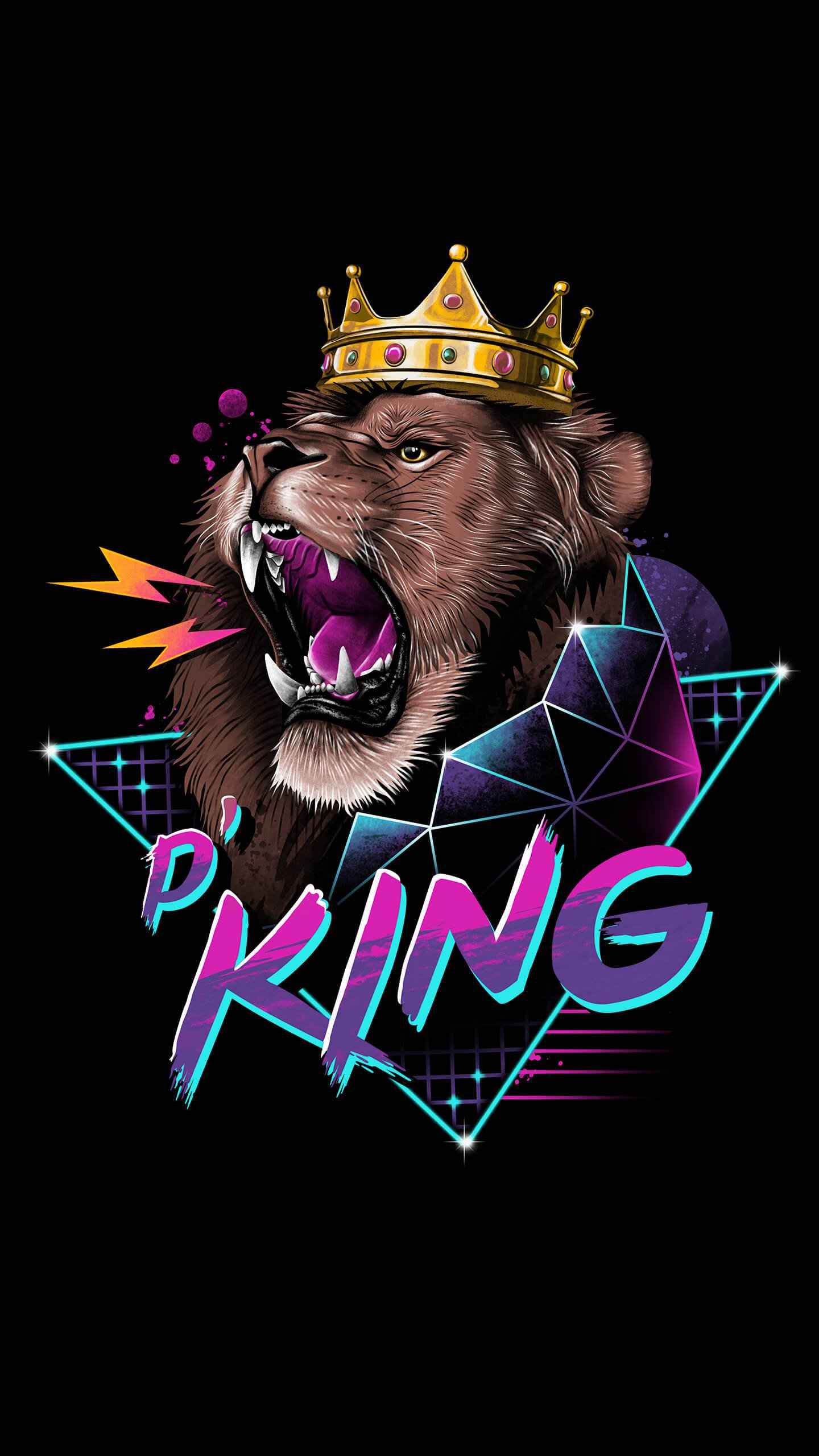 Lion King Crown Iphone Wallpaper Iphone Wallpapers