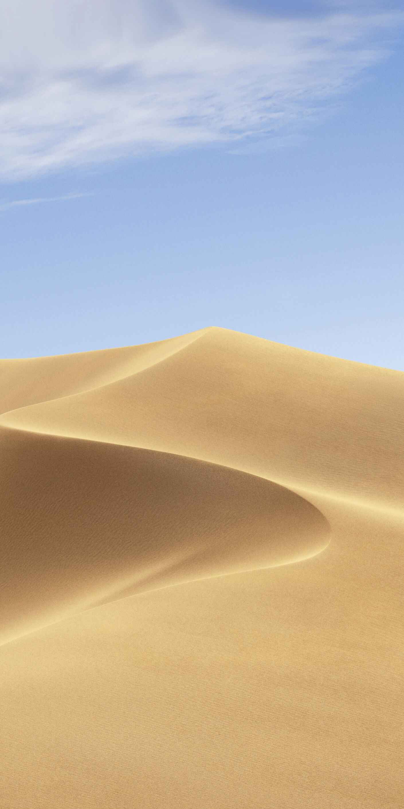 Mac OS Mojave iPhone Wallpaper