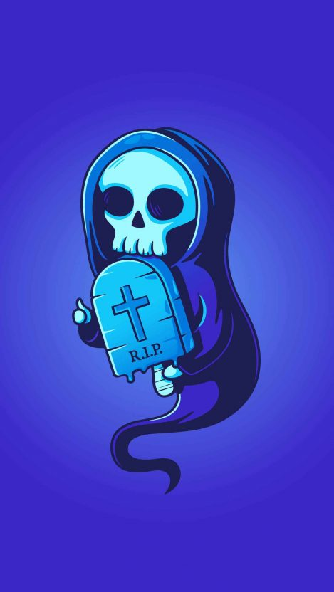 Sweet Evil iPhone Wallpaper