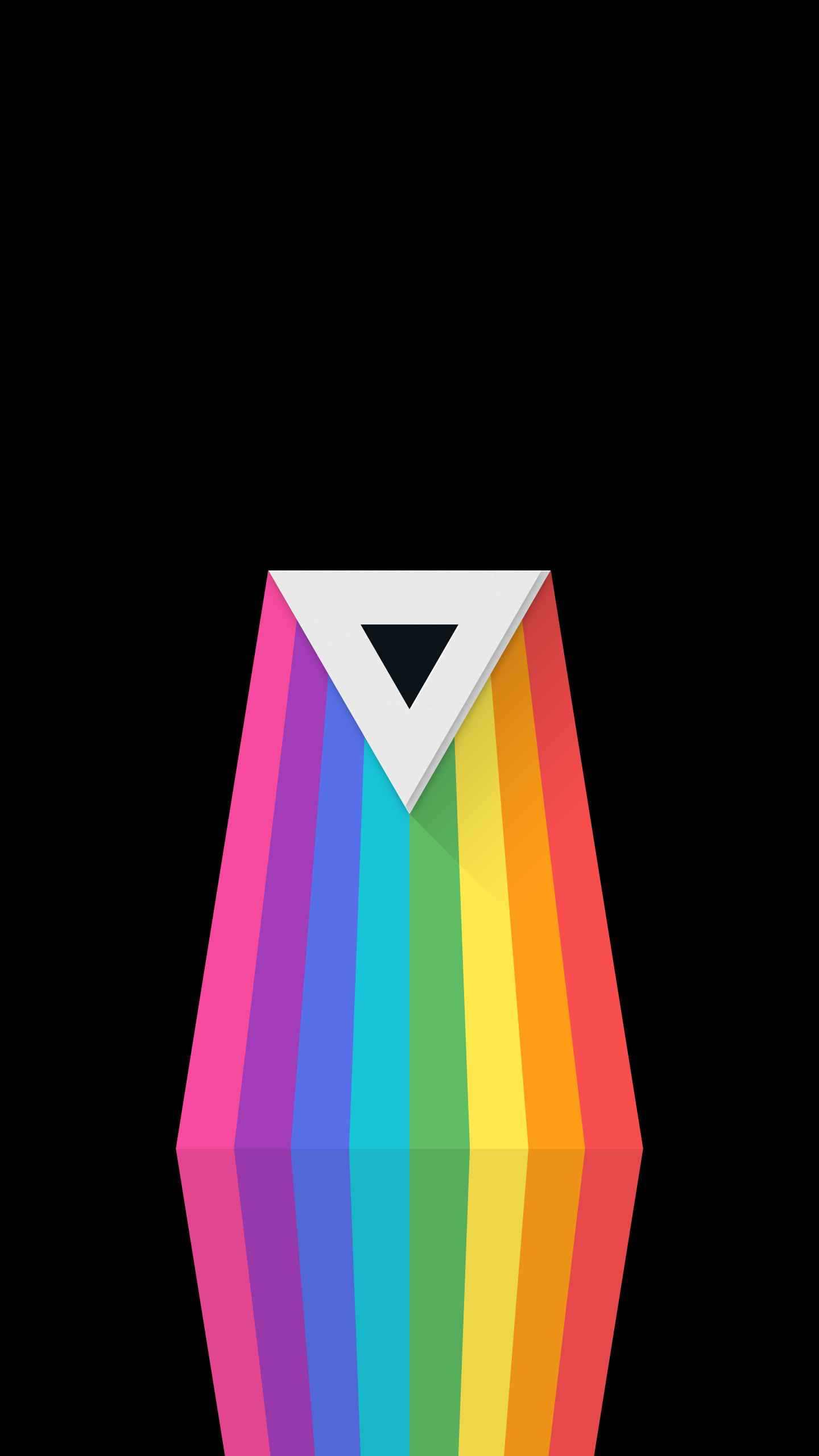 Trinity Colours iPhone Wallpaper