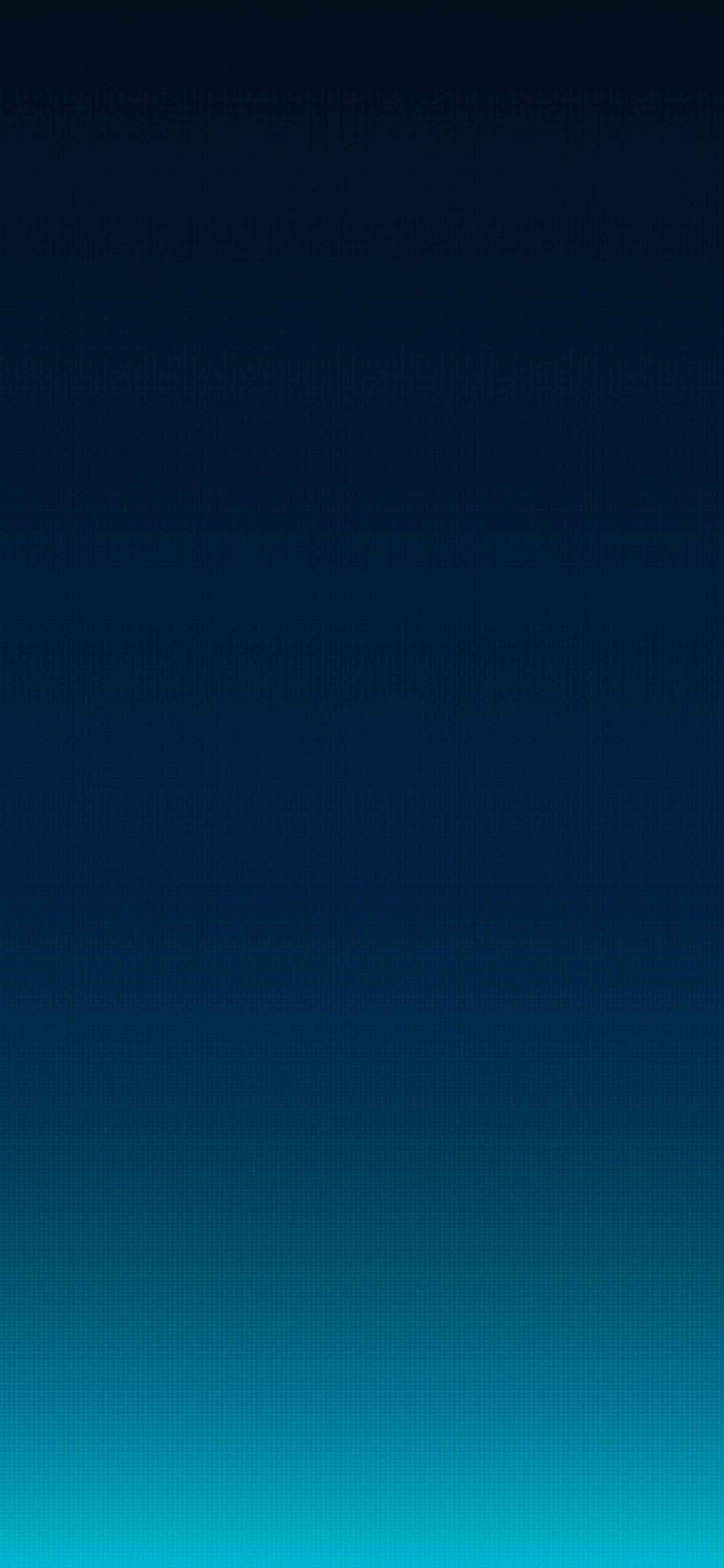 Blue Gradient HD iPhone Wallpaper