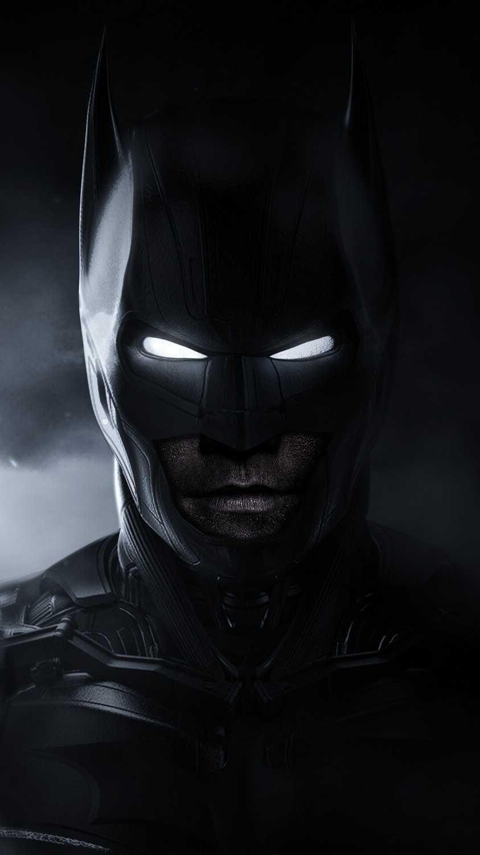 Dark Batman iPhone Wallpaper