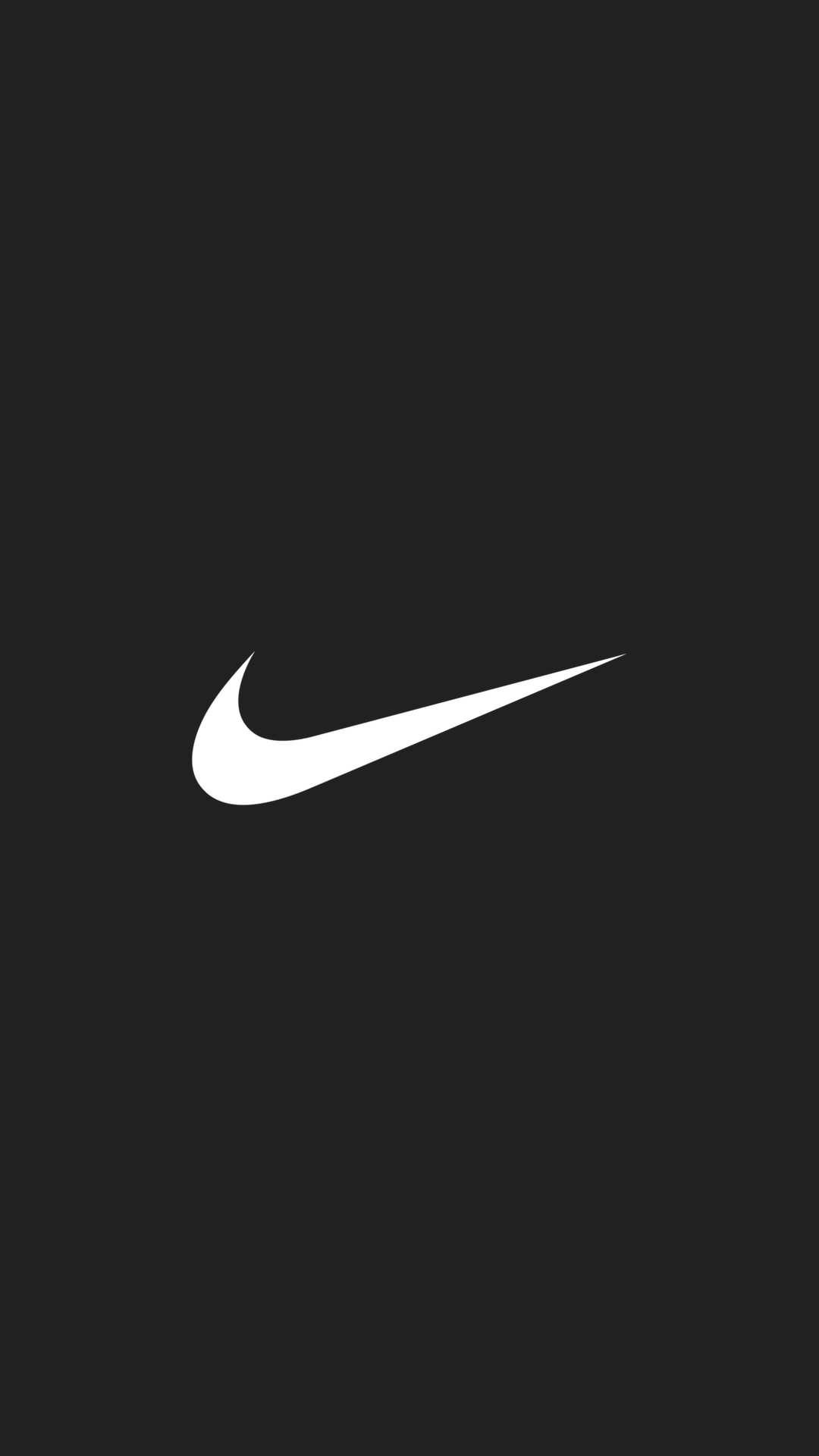 Nike Black iPhone Wallpaper