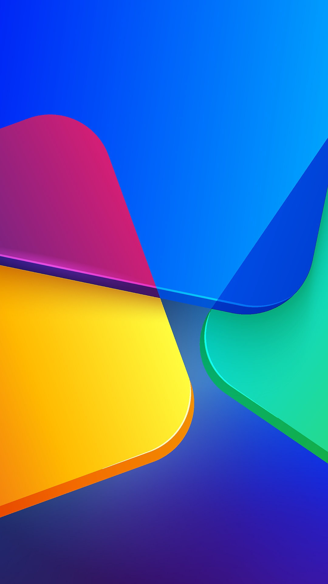 Rainbow Colors iPhone Wallpaper