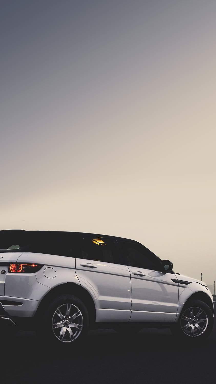 Range Rover Evoque iPhone Wallpaper