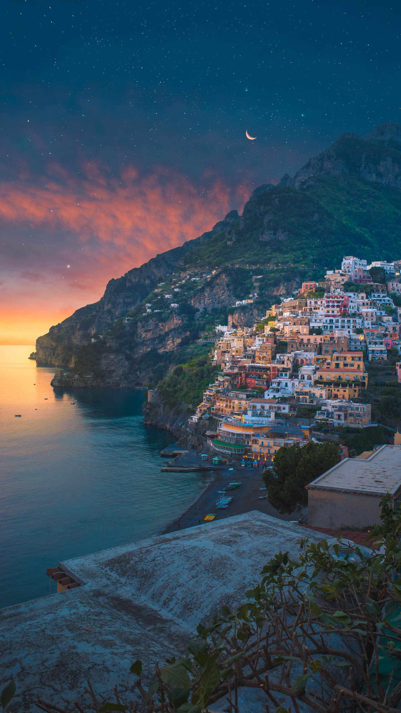 Coastal Dreams iPhone Wallpaper