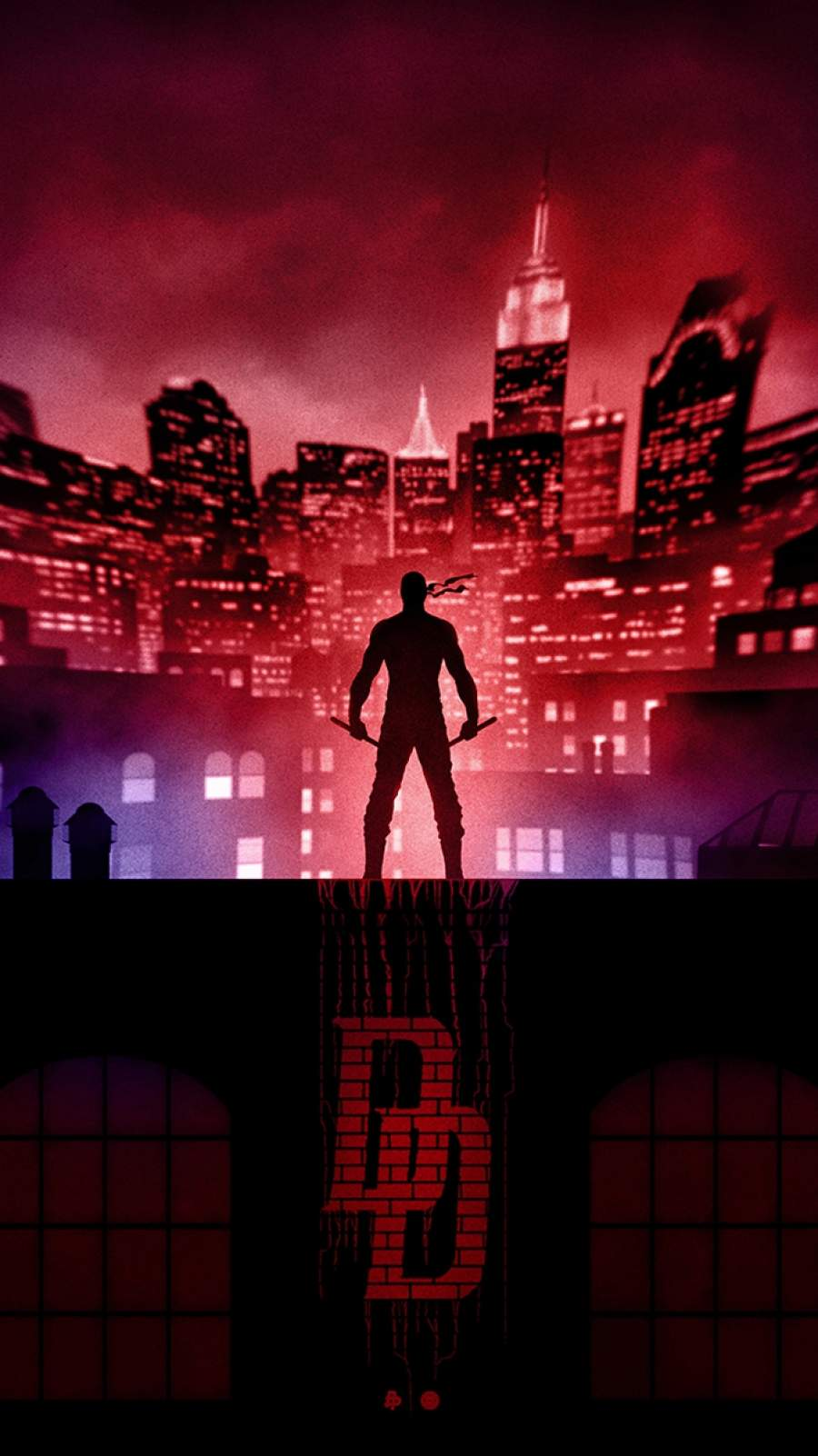 Daredevil iPhone Wallpaper