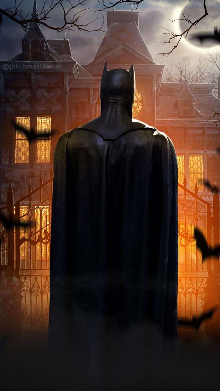 Detective Batman iPhone Wallpaper
