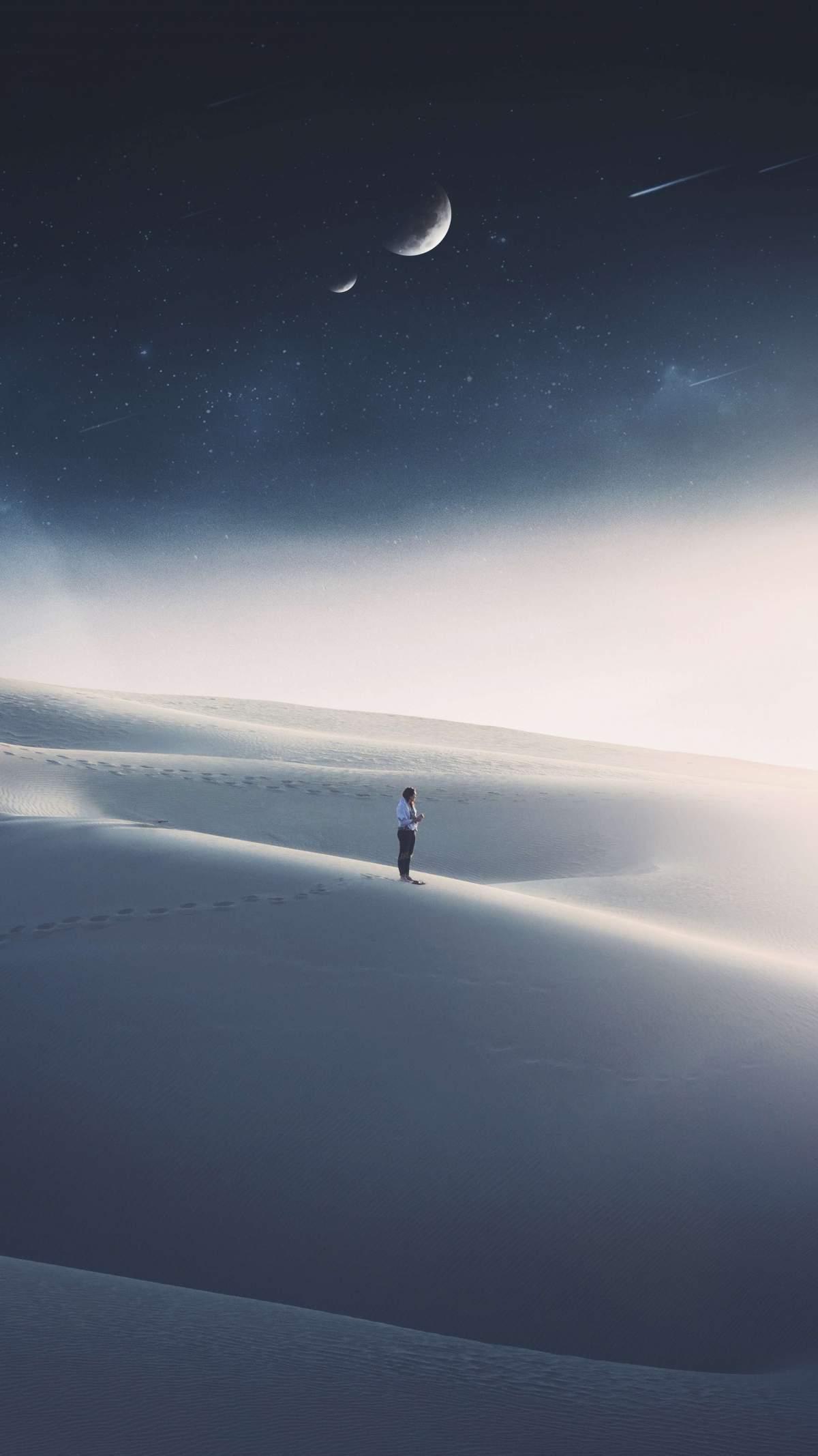 Dunes iPhone Wallpaper