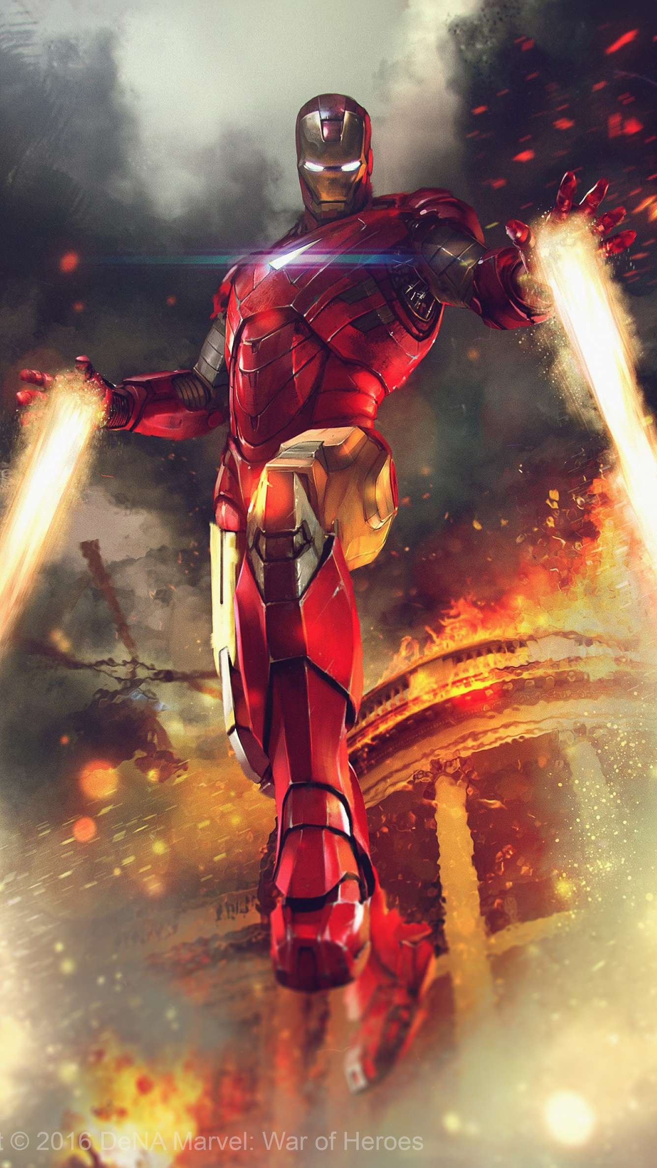 I am Iron Man iPhone Wallpaper