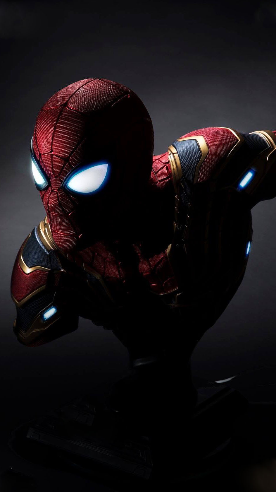 Iron Spider Far From Home iPhone Wallpaper