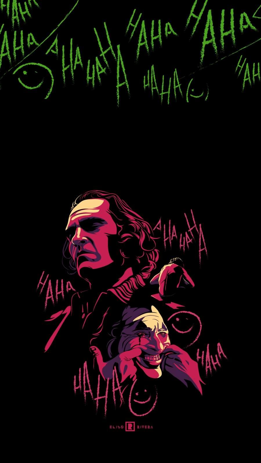 Joker Arthur iPhone Wallpaper