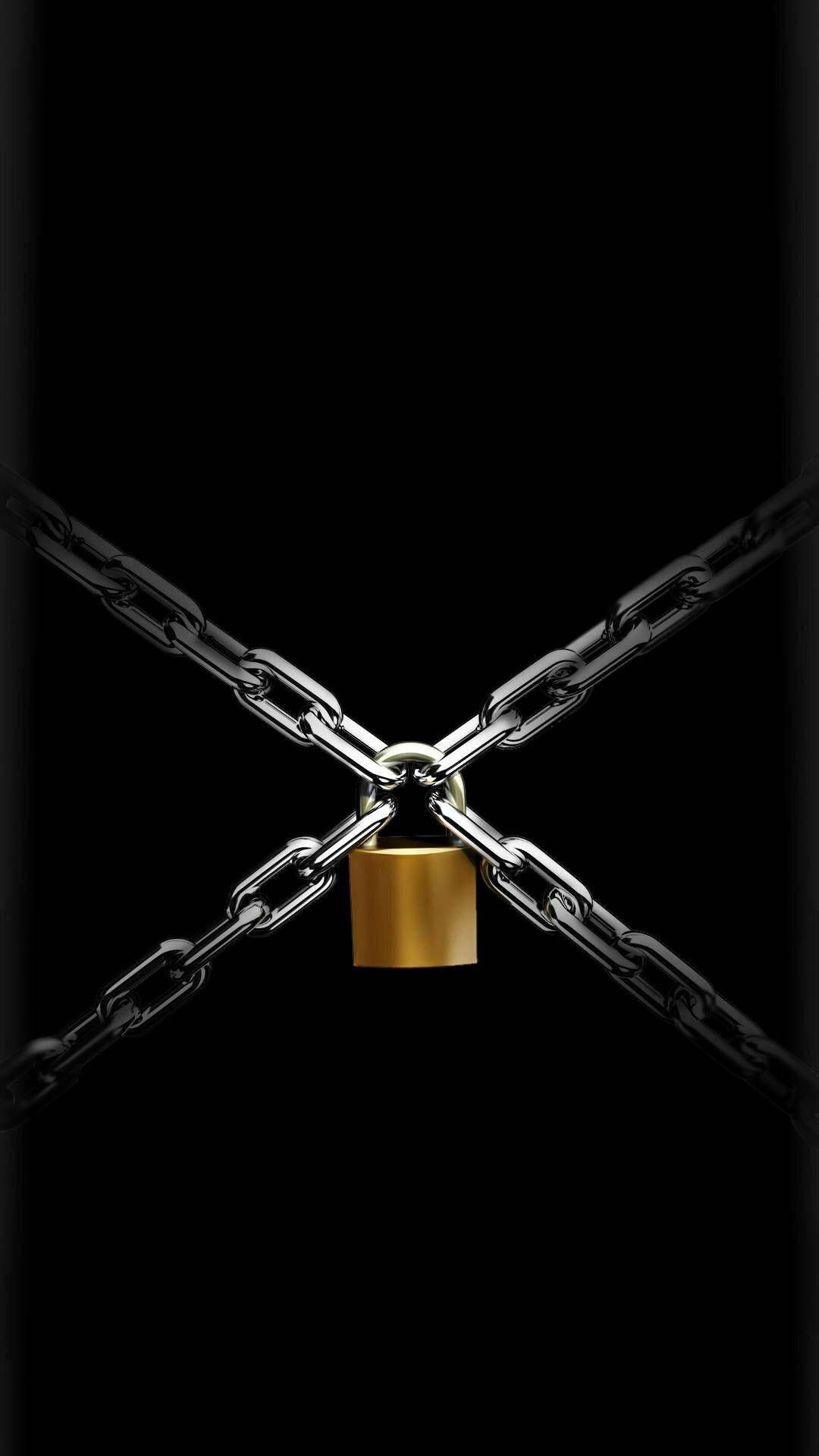 Locked iPhone Wallpaper
