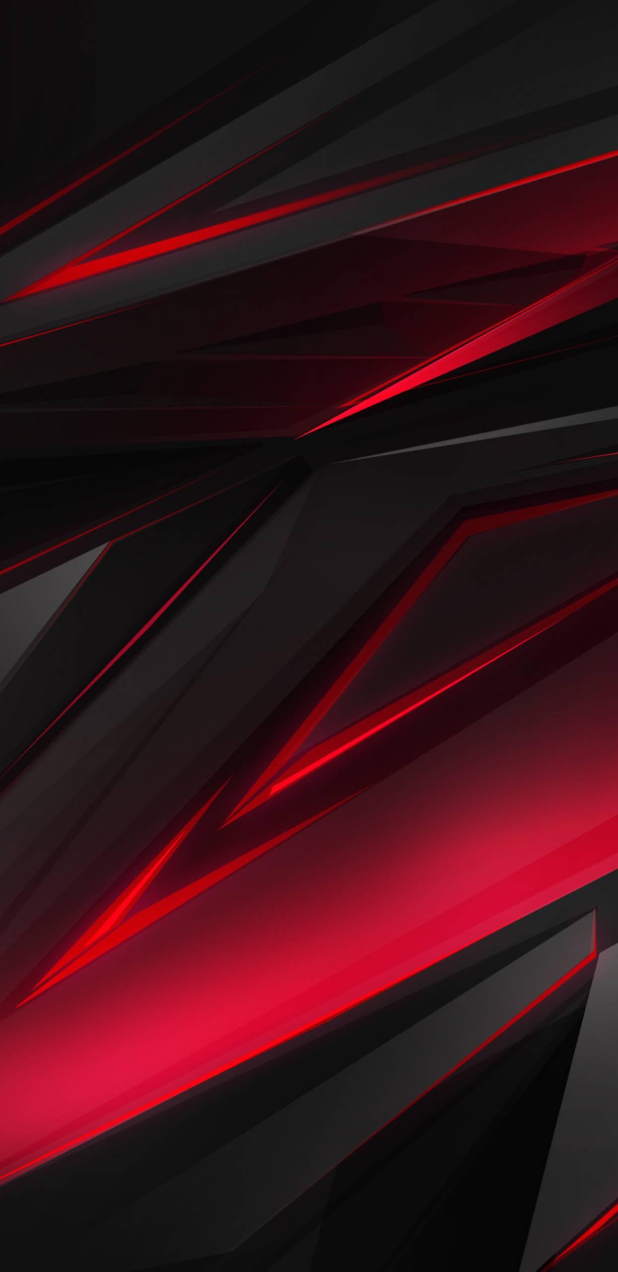 Red Magic iPhone Wallpaper