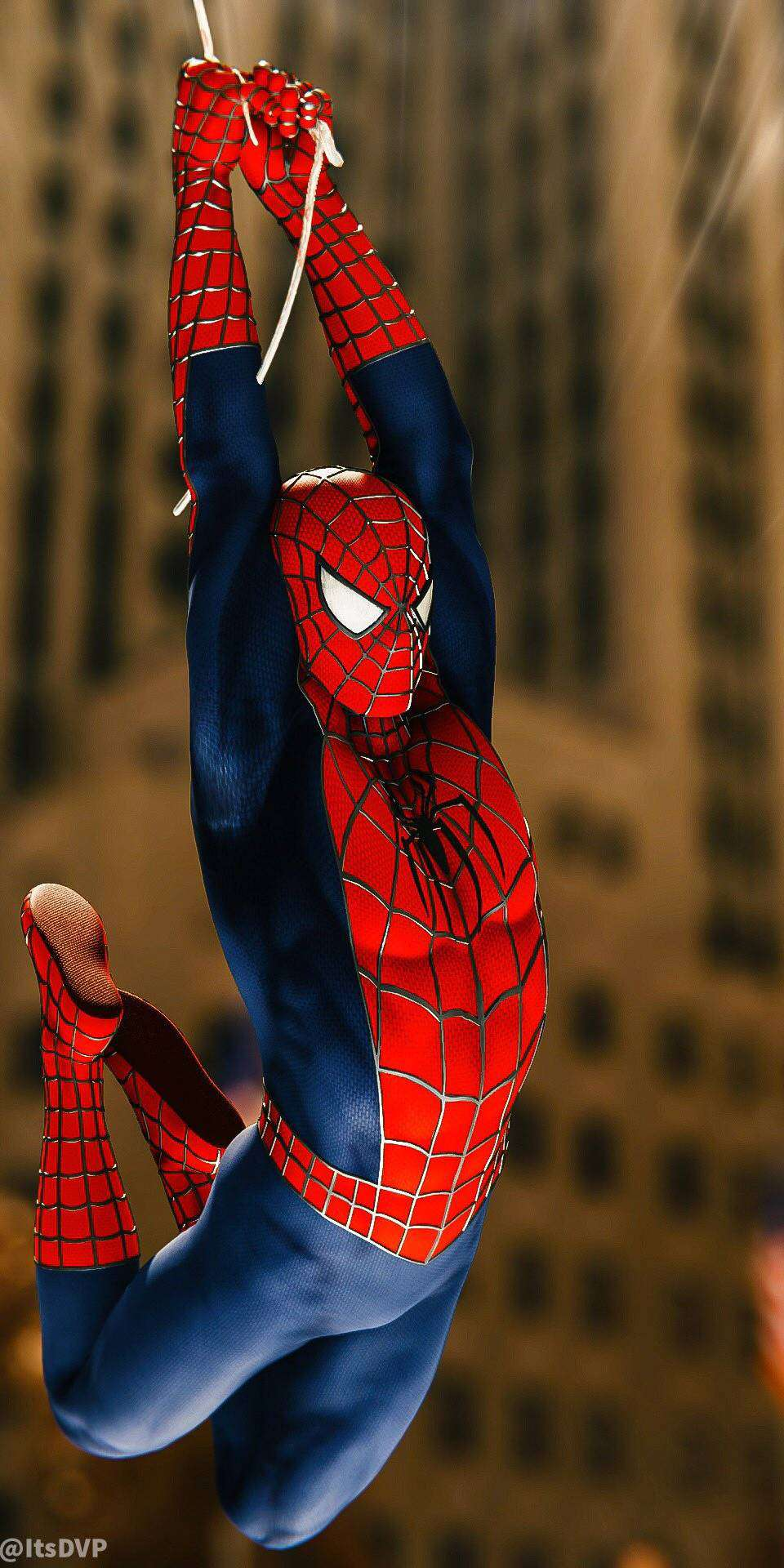 Spiderman iPhone Wallpaper