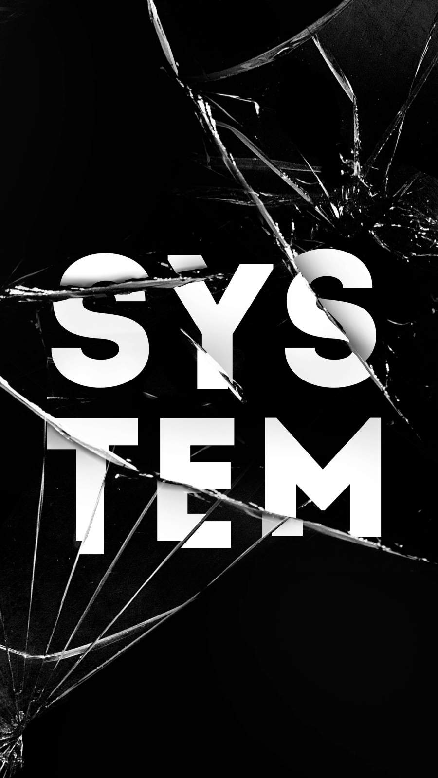 System iPhone Wallpaper