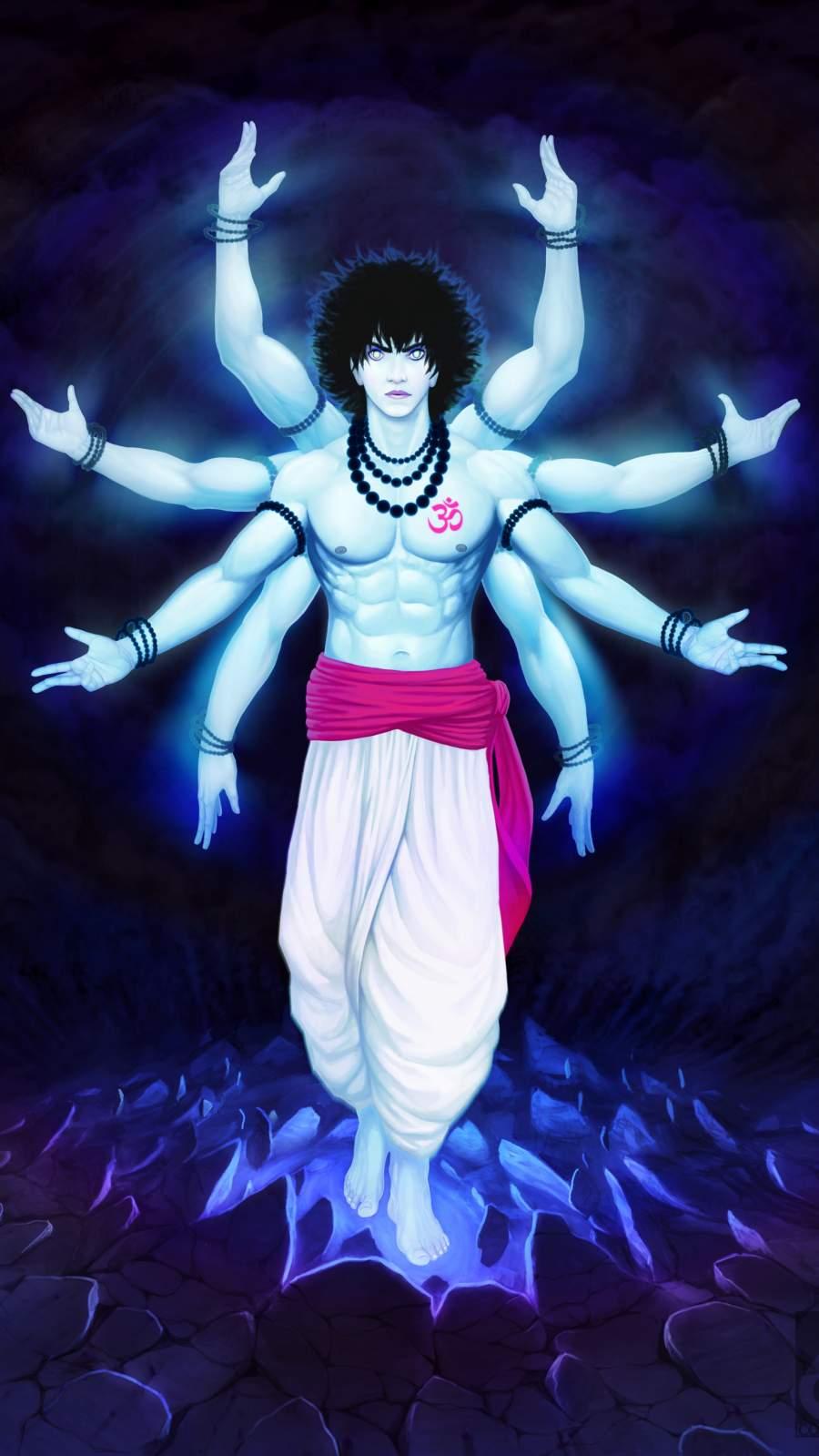 The Hindu iPhone Wallpaper